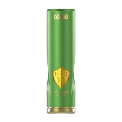Authentic ThunderHead Creations THC Tauren Max Hybrid Semi-Mechanical w/X Chip 2-in-1 18650/20700/21700 Mod - Green
