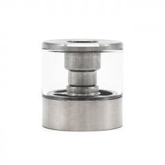 ULTON Replacement 3.5ml Tank Kit for Dvarw FL 22mm MTL RTA - Silver