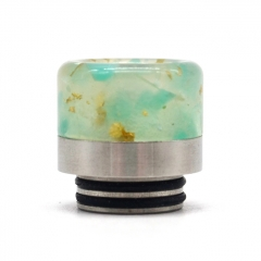 ULPS Replacement 810 Resin Drip Tip - Green