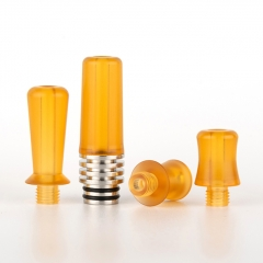 Reewape Replacement SS 4-in-1 510 Drip Tip #T2 - Yellow