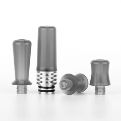 Reewape Replacement SS 4-in-1 510 Drip Tip #T2 - Gray