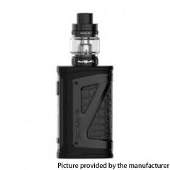 Authentic SMOKTech SMOK SCAR-18 230W VW Mod Vape Starter Kit with TFV9 Tank 18650 - Black