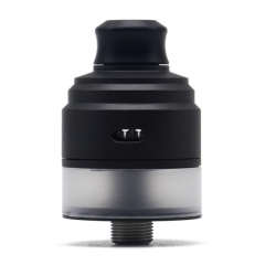 Authentic Gas Mods HALA 22mm BF RDTA Rebuildable Dripping Tank Atomizer 2ml - Black