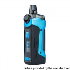 Authentic GeekVape Aegis Boost Plus 40W TC VW Mod Pod System Vape Starter Kit 18650 - Blue