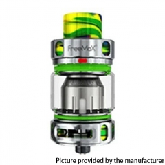 Authentic FreeMax M Pro 2 Sub Ohm Tank Clearomizer 0.2ohm 5ml/25mm - Green