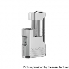 Authentic Aspire MIXX 60W VV VW 18350/18650 Box Mod - Silver