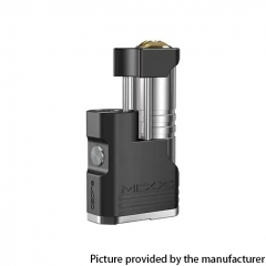 Authentic Aspire MIXX 60W VV VW 18350/18650 Box Mod - Gun Metal