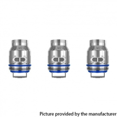 Authentic FreeMax 904L M2 Mesh Coil Head for M Pro 2 Tank / M Pro Tank Vape Atomizer / Maxus 200W Kit 3pcs - 0.2ohm