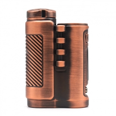 Authentic Starss Blazer 75W TC Box Mod 18650 - Copper