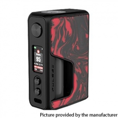 Authentic Vandy Vape Pulse V2 II 95W TC VW BF Squonk Mod 18650/20700/21700 - Flame Red  Resin