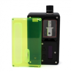 SXK Replacement Front + Back Door Panel Plates for BB Billet Box Vape Pod System - Green