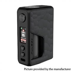 Authentic Vandy Vape Pulse V2 II 95W TC VW BF Squonk Mod 18650/20700/21700 - G10 Obsidian Black
