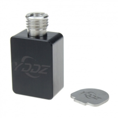 Authentic YDDZ 510 Thread Adapter Connector for Billet / SXK BB 70W / DNA 60W Box Mod Vape Kit - Black