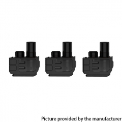 Authentic SMOKTech SMOK Mag 40W Pod Replacement Empty RPM Pod Cartridge 3ml (3pcs) - Black