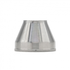(Ships from Germany)ULTON Rocket Cap for ULTON Typhoon GX Atomizer - Silver