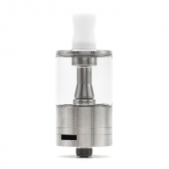 (Ships from Germany)ULTON Dvarw FL MTL Facelift 22mm Style 316SS RTA 5ml - Silver