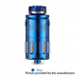 Authentic Wotofo Profile 25mm RDTA / RDA w/BF Pin 6.2ml - Blue