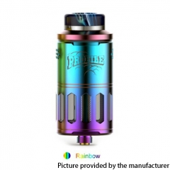 Authentic Wotofo Profile 25mm RDTA / RDA w/BF Pin 6.2ml - Rainbow