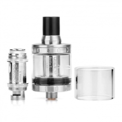 Authentic Aspire Nautilus X Tank 22mm Clearomizer 2ml - Silver