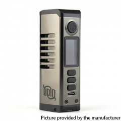 Authentic DOVPO Odin 100 100W TC VW 18650/20700/21700 Box Mod - Gun Metal