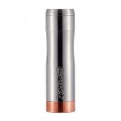 Authentic Timesvape Dreamer V1.5 18650/20700/21700  Hybrid Mechanical Mech Vape Copper Mod - SS Brushed