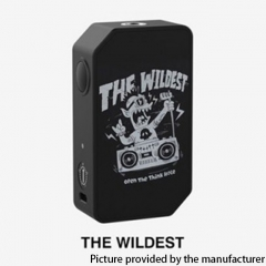 Authentic Rincoe Manto Beast 228W VV Variable Voltage Vape Box Mod 18650 - The Wildest