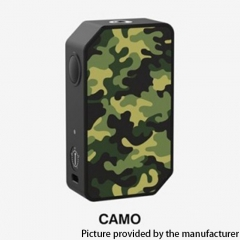 Authentic Rincoe Manto Beast 228W VV Variable Voltage Vape Box Mod 18650 - Camo
