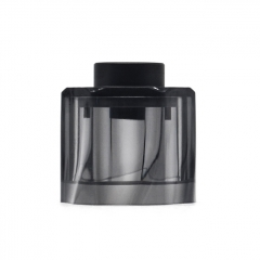 Authentic Auguse Era MTL RTA Replacement  Diamond Tank Tube #C - Black