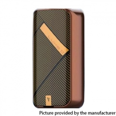 Authentic Vaporesso LUXE II 220W VW Variable Wattage 18650 Box Mod - Bronze Stripe