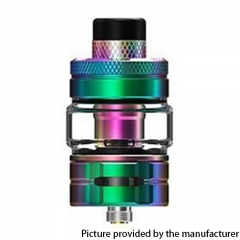 Authentic Hellvape & Wirice Launcher 25mm Sub Ohm Tank Clearomizer 4/5ml - Rainbow