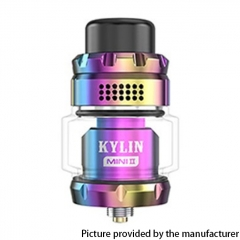 Authentic Vandy Vape Kylin Mini V2 24.4mm RTA 3ml/5ml - Rainbow