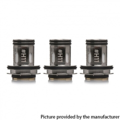 Authentic Wotofo OFRF NexMESH Pro Tank Replacement H11 Single Conical Coil Head 3pcs - 0.2ohm