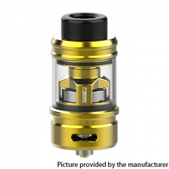 Authentic Wotofo OFRF NexMESH Pro 27mm Sub Ohm Tank Clearomizer 6ml - Gold