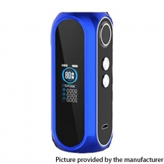 Authentic OBS Cube Pro 80W VW 3000mAh Box Mod - Blue