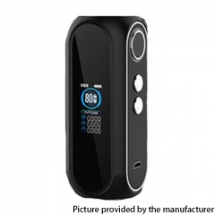 Authentic OBS Cube Pro 80W VW 3000mAh Box Mod - Black