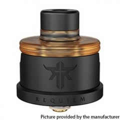 Authentic Vandy Vape Requiem 22mm DL / RDL / MTL RDA - Matte Black