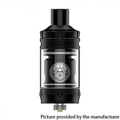 Authentic GeekVape Zeus Nano 22mm Sub Ohm Tank Clearomizer 3.5ml - Black