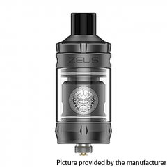 Authentic GeekVape Zeus Nano 22mm Sub Ohm Tank Clearomizer 3.5ml - Gun Metal