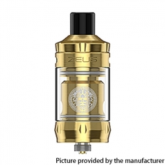 Authentic GeekVape Zeus Nano 22mm Sub Ohm Tank Clearomizer 3.5ml - Gold