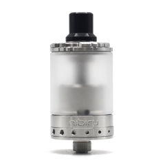 (Ships from Germany)ULTON Nibiru Style 316SS 22mm RTA 3.1ml - Silver