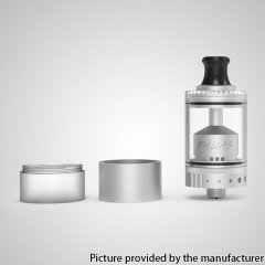 Authentic Gas Mods Pallas MTL 22mm RTA - Grey