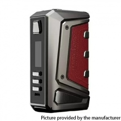 Authentic Think Vape AUXO DNA 250C Vape Box Mod - Red