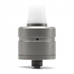 (Ships from Germany)Vazzling Sprint Style BF RDA 22mm -Matte Silver