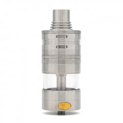 (Ships from Germany)Genelocity Giant 32.5mm 12ml Rebuildable Atomizer by SER - Silver