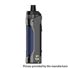 Authentic Wotofo Manik 80W 18650 Pod Kit 4.5ml - Nano Gun Metal