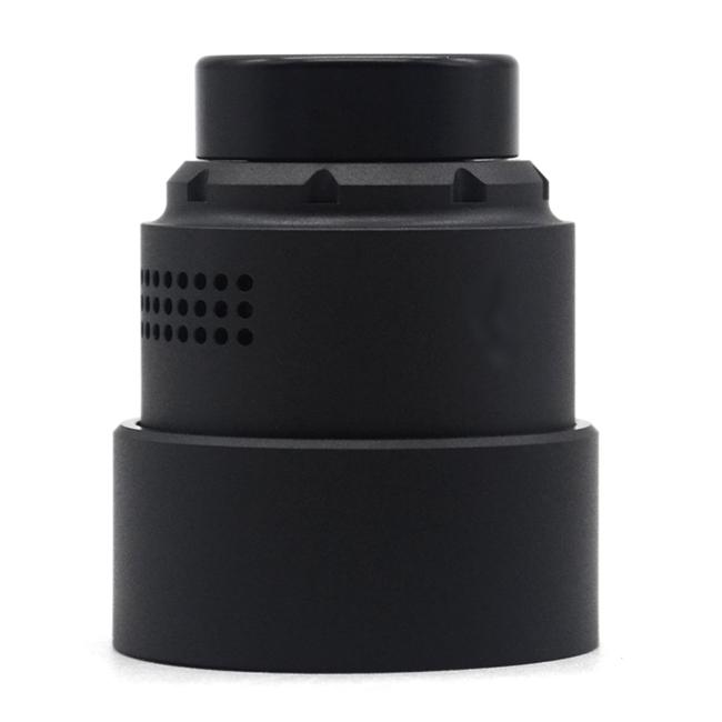 ULTON Asgard Mini Style 25mm RDA w/BF Pin - Black