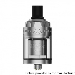 Authentic Augvape Intake MTL 24mm RTA 3.1ml/4.6ml - Silver