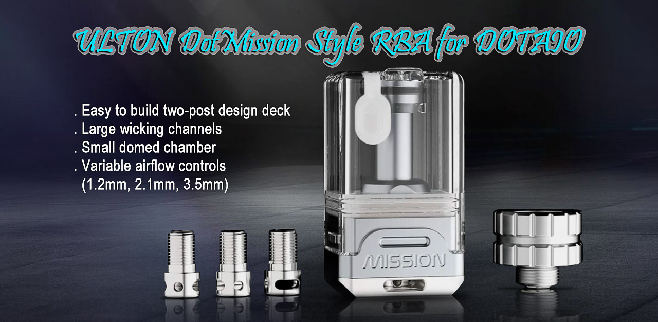 ULTON DotMission Style RBA for DOTAIO