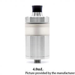 YFTK SQU Arise 24mm Style RTA 4ml - Silver