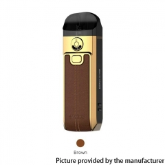 Authentic SMOKTech Nord 4 80W 2000mAh Pod Kit 4.5ml - Brown